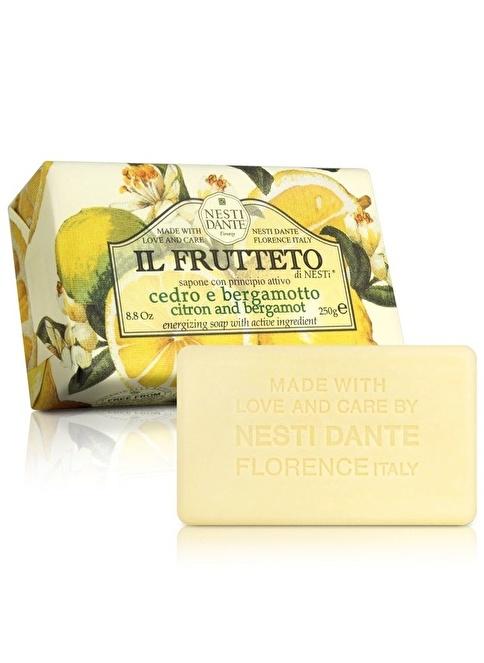 Nestidante Il Frutteto Cıtron & Bergamot Sabun 250 Gr Renkli